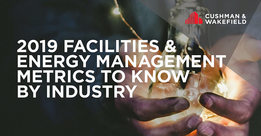 2019Facilities Energy Management