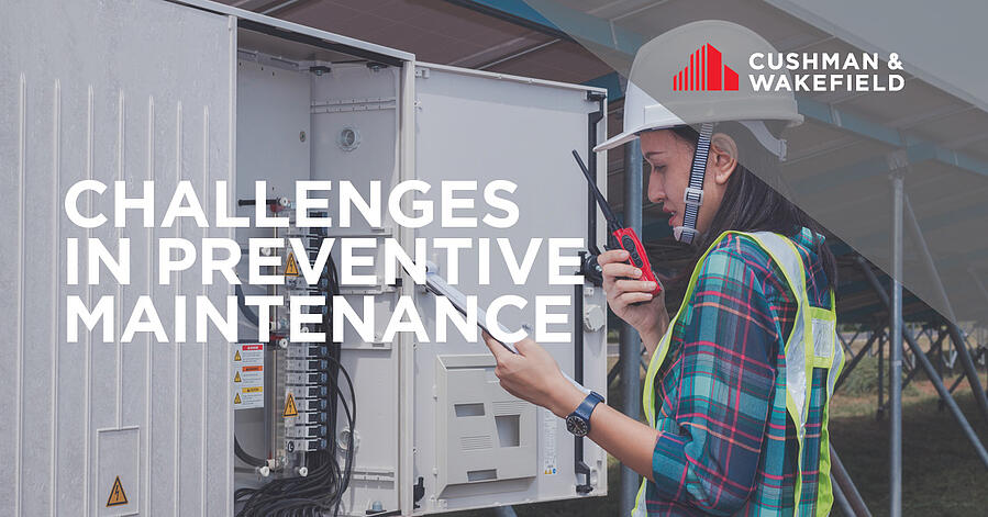 Challenges in Preventive Maintenance