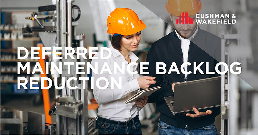 Deferred Maintenance Backlog Reduction