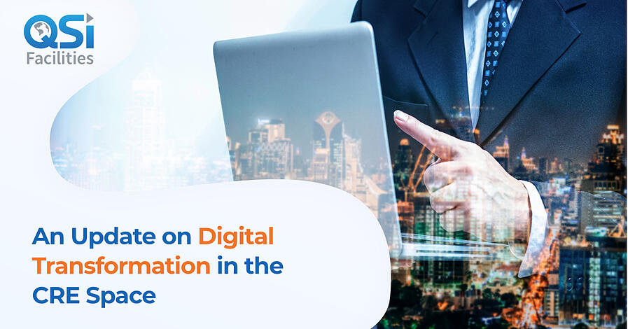 Digital Transformation in the CRE Space QSI