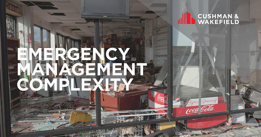 Emergency Management Complexity