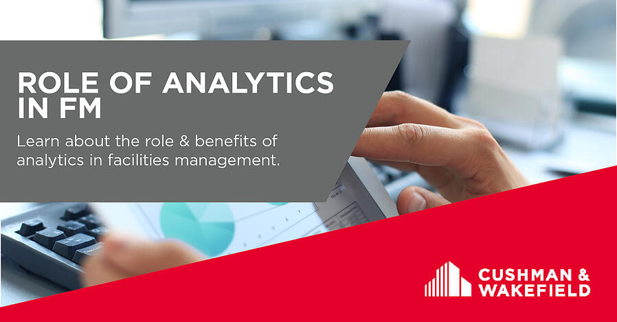 analytics in facilities management