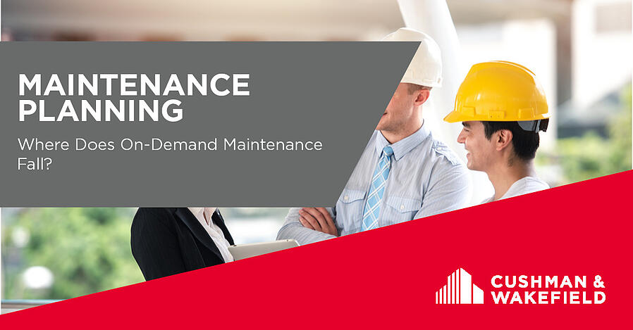 facility maintenance planning_LI